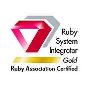 Ruby Association Certified System Integrator Gold